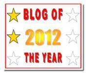 Blog of Year Award