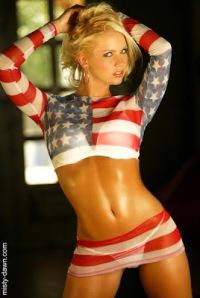 USA Body Paint