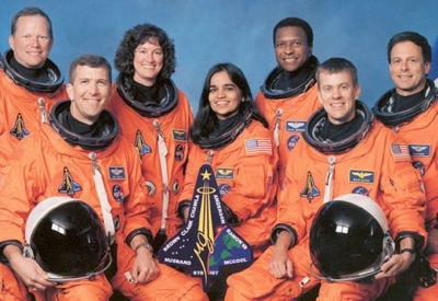 Challenger Crew 2