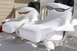Snow Loungers