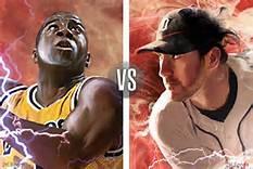 MLB vs NBA